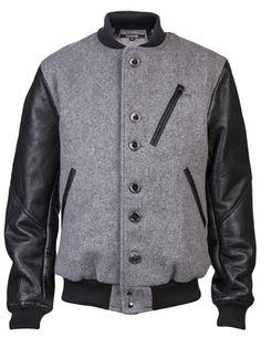 KRANE Laird Varsity Jacket
