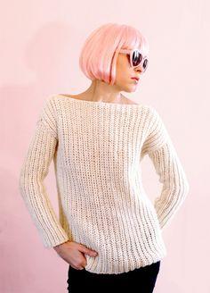 Buttercream Sweater