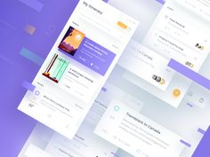 The Mobile App Design Trends that Defined 2017 - Mobile Ui Design, App Ui Design, User Interface Design, Design Web, Brand Design, Card Ui, Ui Web, Graphic Design Print, Travel Design
