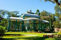 Palácio de Cristal, Petropolis - RJ.