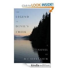 Flurries of Words: 99 CENT BOOK FIND: The Legend of Devil's Creek by ...