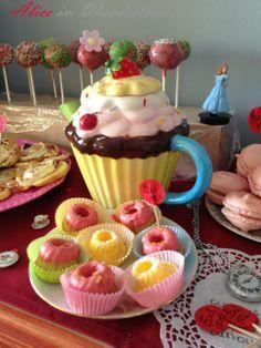 Diy Food, Wonderland, Desserts, March Hare, Alice In Wonderland Party, Tailgate Desserts, Postres, Deserts, Dessert