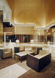 Curiosity - ANA Crowne Plaza Osaka | Get the latest ideas and luxury inspirations to decor a recepetion hotel or a lobby. See more about our luxury world at http://memoir.pt/inspirations/