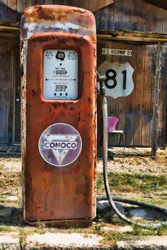 Heeft jouw oldtimer benzine nodig?