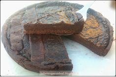 Babettes gæstebud.: Chili dark chocolate tart