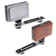Lampa foto-video Yongnuo YN-0906, functie Blit, 54 LED, Temperatura Culoare 3200K-5500K - 137.00 lei