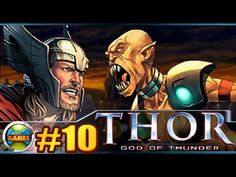 Thor God of Thunder DS parte #10-Hel