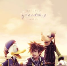 That's what friendship means