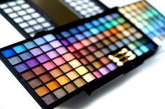 SHANY Cosmetics  72 Color Intese Eyeshadow Palette