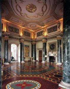 Syon Park, London (capitol seat of the Dukes of Northumberland)