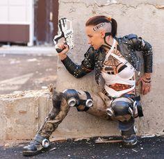 jessthemullet:  Jack (Mass Effect 3) by SabiNoir