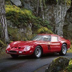 Racing legends - Ferrari 330 GTO. via gentlementools