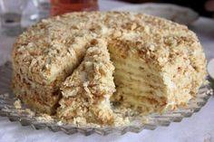 Торт «Минутка» без выпечки