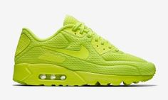 "Nike Is Dropping the Air Max 90 Ultra BR in an Eye-Catching ""Volt"" Colorway"