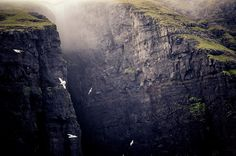 A selection of landscape photos taken at the Faroe Islands by Jan Erik Waider.