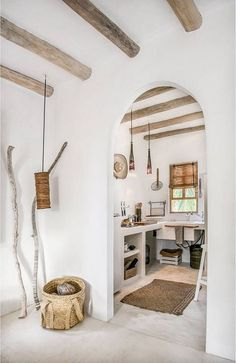 Bohemian chic decor