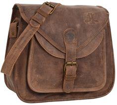 2H7-17-1 Handtasche Umhängetasche Ledertasche Gusti Leder Das Original Damentasche Tasche Damen Leder