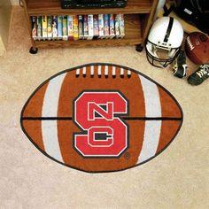 "North Carolina State Wolfpack 22""x35"" Football Mat"
