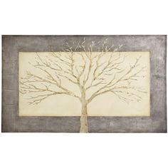 Pier 1 - Hand-painted oil reproductions like our Stunning Simplicity Art have a texture and richness beyond that of giclees or other prints. Here, the natural beauty of a lone tree is rendered in soft, versatile neutrals on a cotton canvas. Less is more.