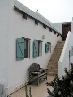 At Paternoster in South Africa