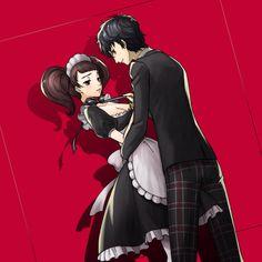 Persona 5 Protagonist, Sadayo Kawakami
