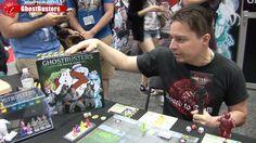 Ghostbusters Boardgame - Gen Con 2015