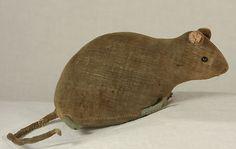 Antique RARE Early Steiff Rat C1900 | eBay