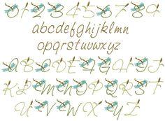 Dragonfly machine embroidery designs alphabet