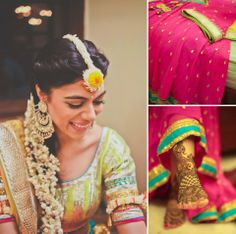 Look for mehendi ki raat South Indian Weddings, Big Fat Indian Wedding, Indian Bridal, Desi Wedding, Wedding Beauty, Wedding Bride, Desi Bride, Mehendi Outfits, Indian Outfits