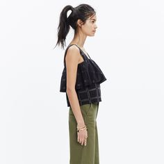 Ace&Jig™ Frances Top : tops & blouses | Madewell