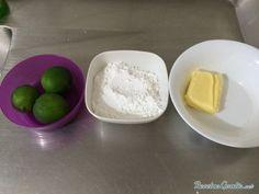 Aprende a preparar crema de limón para relleno con esta rica y fácil receta. En esta receta aprenderás a realizar una crema de limón para rellenos. Esta deliciosa... Fondant Icing, Frosting, Macaroons, Bakery, Muffin, Cupcakes, Cheese, Breakfast, Food
