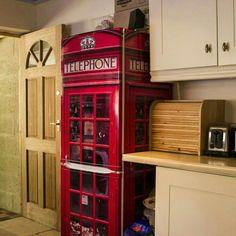 Diy caseta telefónica refrigerador