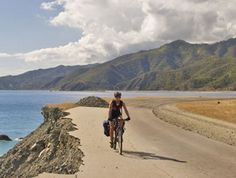 La Farola, Cuba (cycling route)