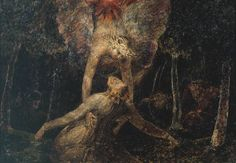The Agony in the Garden (Blake)