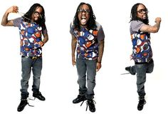 I like this picture of Wale a lot!