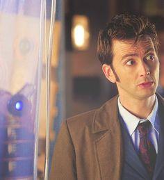 That's kinda stalkerish you creepy little.... Dalek.