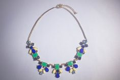 Colourful necklace by Rumer of London