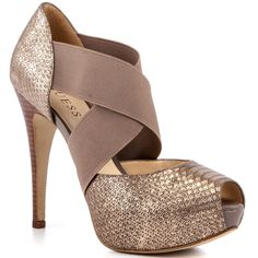 Guess's Grey Kampbell 2- Med Brown Leather for 119.99 direct from heels.com