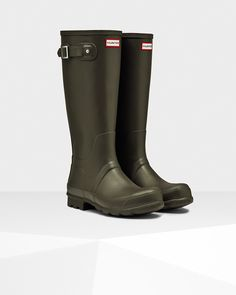 Men's Original Tall Rain Boots | Official Hunter Boots Site