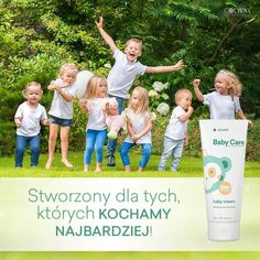 Our Baby Cream has been developed using the most delicate active ingredients, to provide exceptional care for your baby's skin. Active Ingredient, Our Baby, Babe