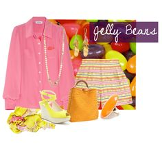 Jelly Beans, created by jean-louis-t on Polyvore