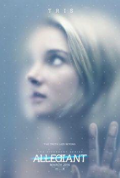 Allegiant movie poster_Tris