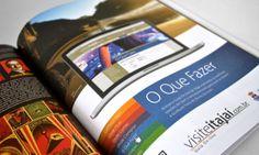 visiteitajaí.com.br | Anúncio para Revista