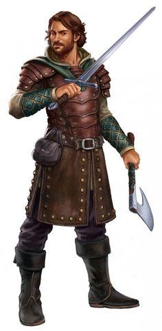 m Ranger Studded Leather Armor Sword Axe urban city jpg pixels lg twin