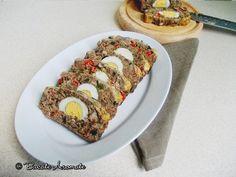 drob de pui French Toast, Eggs, Breakfast, Recipes, Food, Diet, Dish, Morning Coffee, Essen