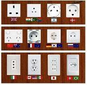 zekice düşünülmüş priz ve ülkeler - Masaüstü Resimleri Duvar Resimleri Duvar Kağıtları
