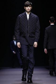 Image - Ermenegildo Zegna @ Milan Menswear A/W 2014 - SHOWstudio - The Home of Fashion Film