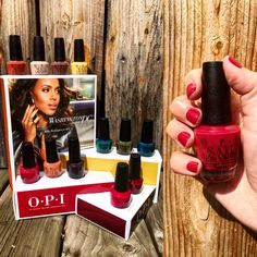 OPI by Popular Vote. One of our favorite colors from the fall 2016 collection