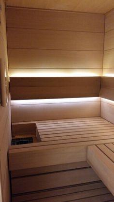 Saunas, Sauna Seca, Spa Rooms, Stairs, Wellness, Houses, Home Decor, Homes, Stairway