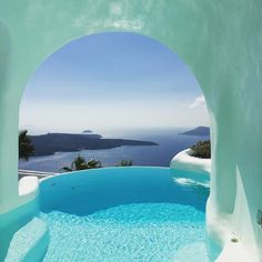 These Romantic Suites in Greece Come With Hidden Plunge Pools for Sunset Swims | Travel + Leisure